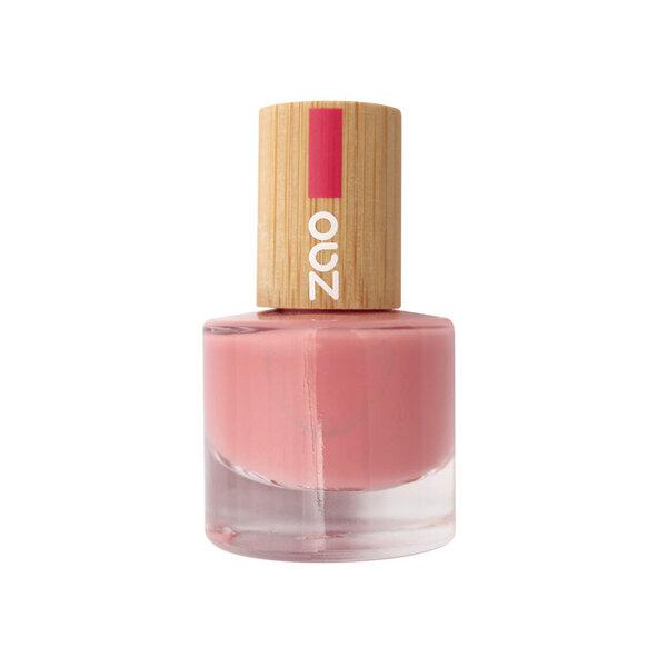 Zao MakeUp - Vernis à ongles : 677 La vie en rose
