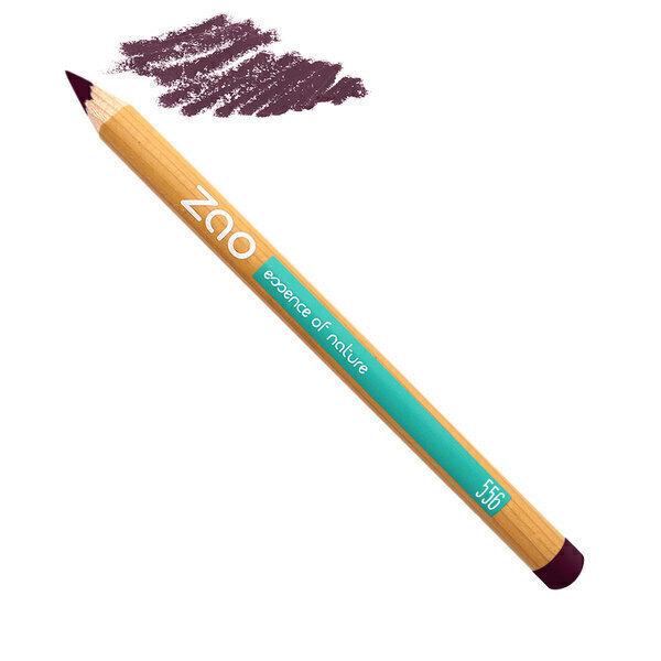 Zao MakeUp - Crayon Yeux 556 Prune