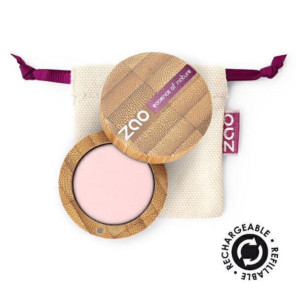 Zao MakeUp - Ombre à paupières mate 204 Vieux rose doré