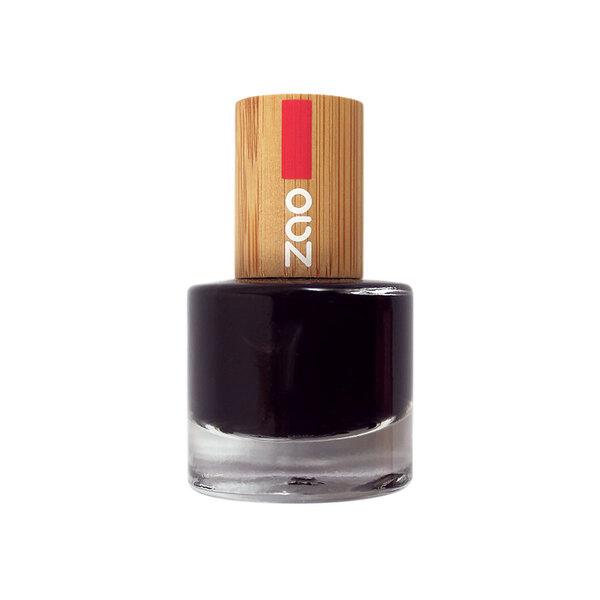 Zao MakeUp - Vernis à ongles : 644 Noir
