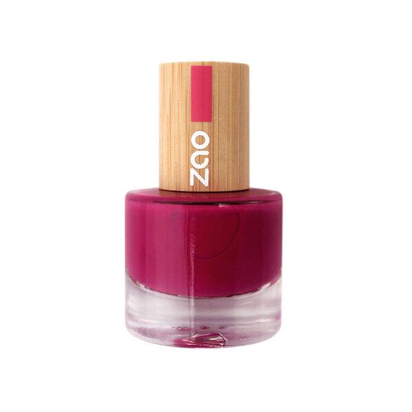 Zao MakeUp - Vernis à ongles : 663 Framboise