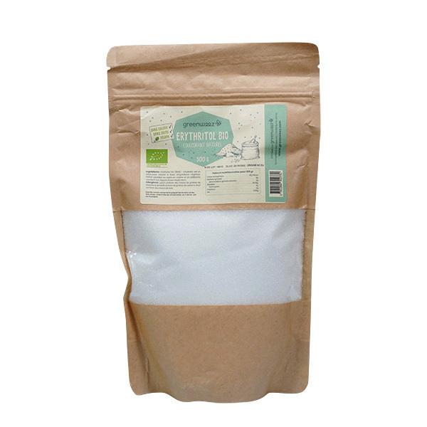 Greenweez - Erythritol, alternative au sucre 500 gr Bio
