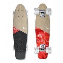 Street Surfing - Skateboard  Beach Board Wood bloody mary