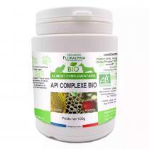 Floralpina - Api'Complexe Bio Renforcé 100g pour chien et chat