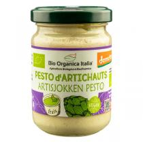 Bio Organica Italia - Pesto d'artichauts Demeter 140g