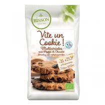 Bisson - Préparation pour cookies céréales et pépites choco 300g