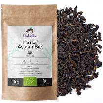 Chabiothé - Thé noir Assam Bio 1 kg