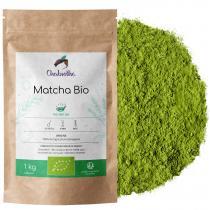 Chabiothé - Thé vert matcha Bio 1 kg - Japon
