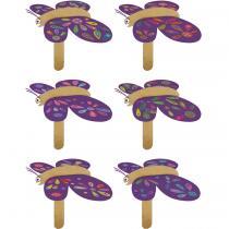 Pirouette cacahouete - Kit Créatif - Mes Papillons