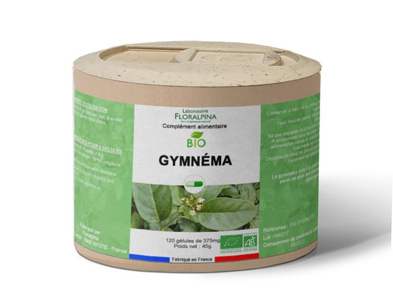 Rue des Plantes - Gymnema bio 120 gélules