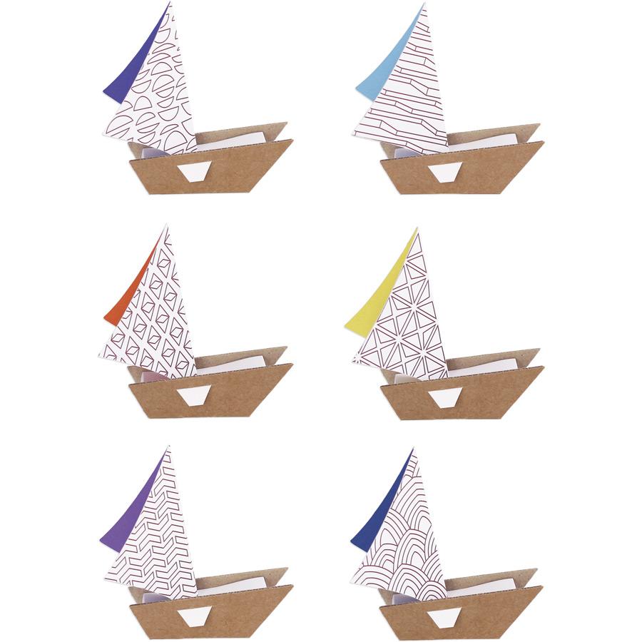Pirouette cacahouete - Kit Créatif - Mes Voilier