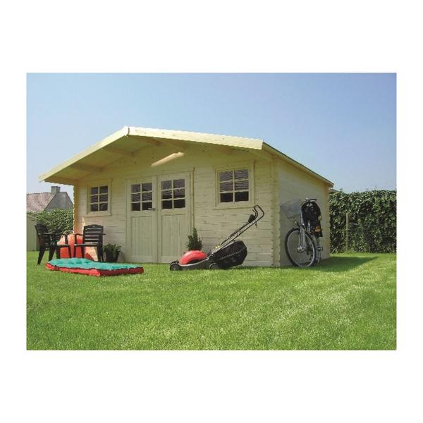 Solid - Abri de Jardin Montreux 5080x5080