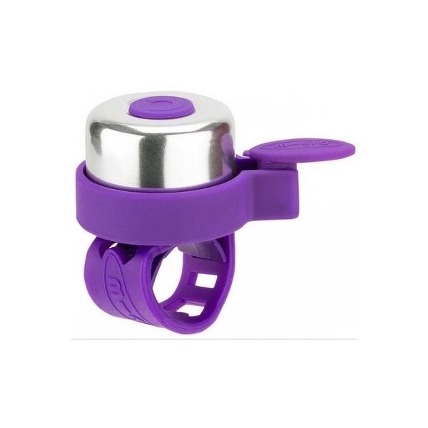 Micro - Accessoire Trottinette  Sonnette Purple
