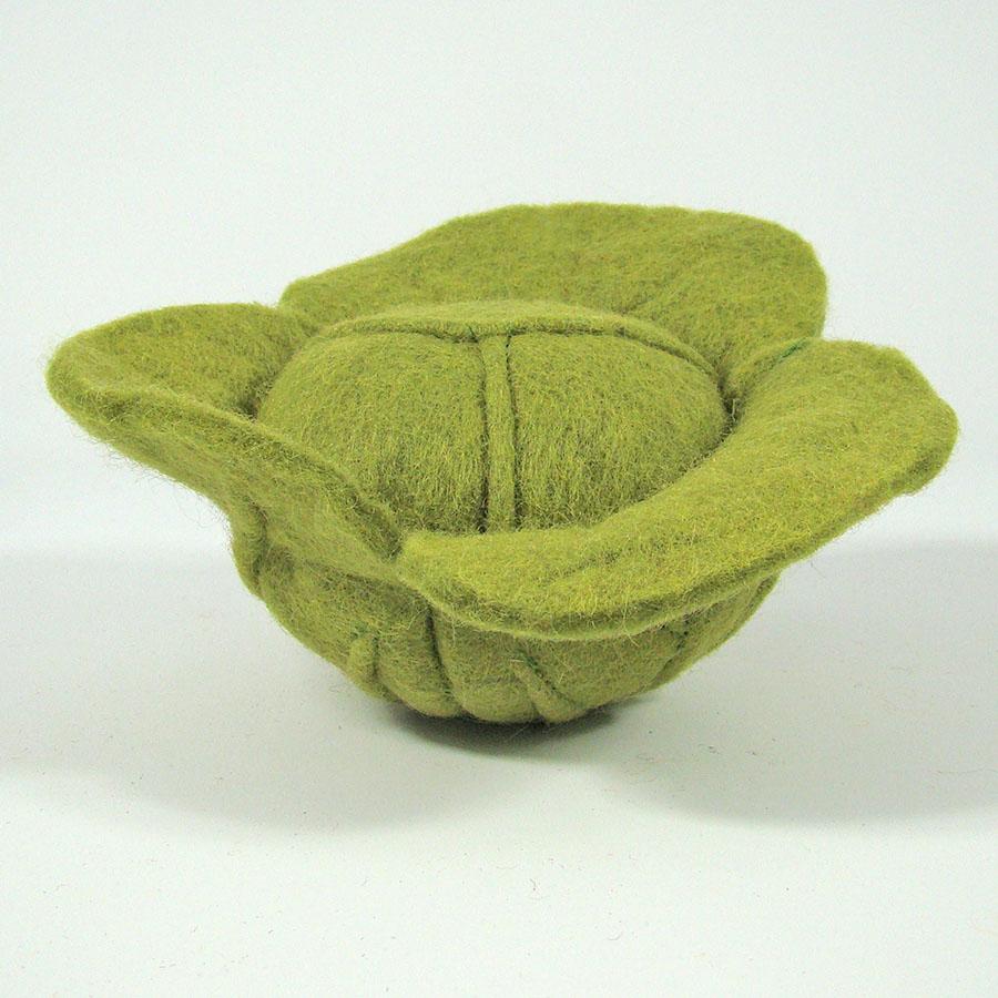 PAPOOSE TOYS - Légume en laine feutrée - Choux