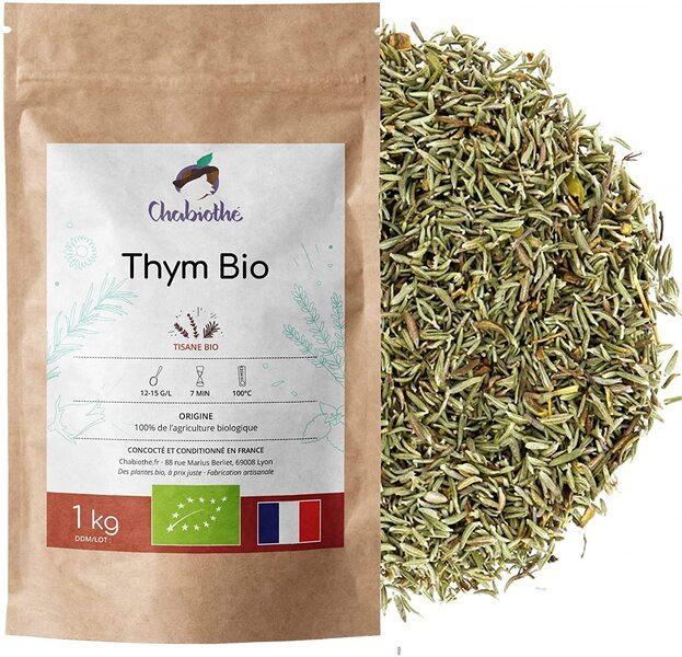Chabiothé - Thym Bio 1 kg Origine France