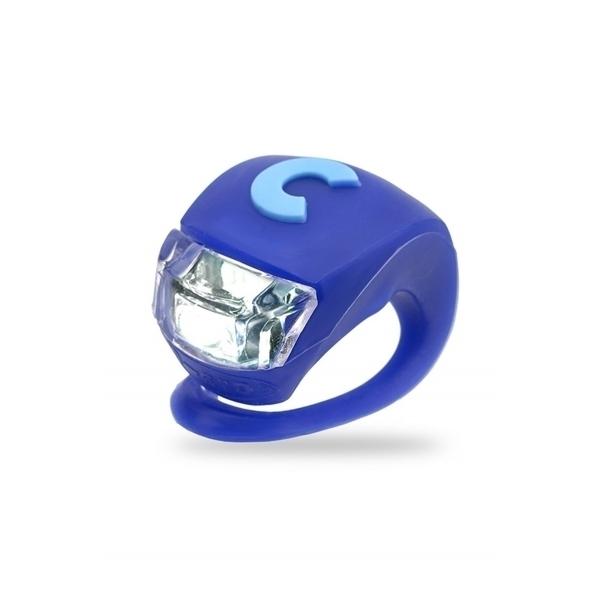 Micro - Accessoire Trottinette Lumiere deluxe  Bleu