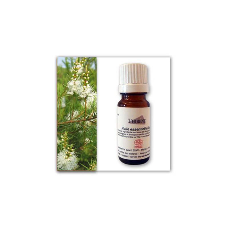 Thibêne - Huile Essentielle bio - dâ 'arbre à thé (Tea tree oil) - 10 ml