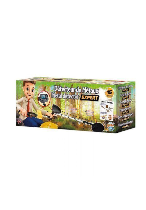 Buki - Detecteur métaux expert