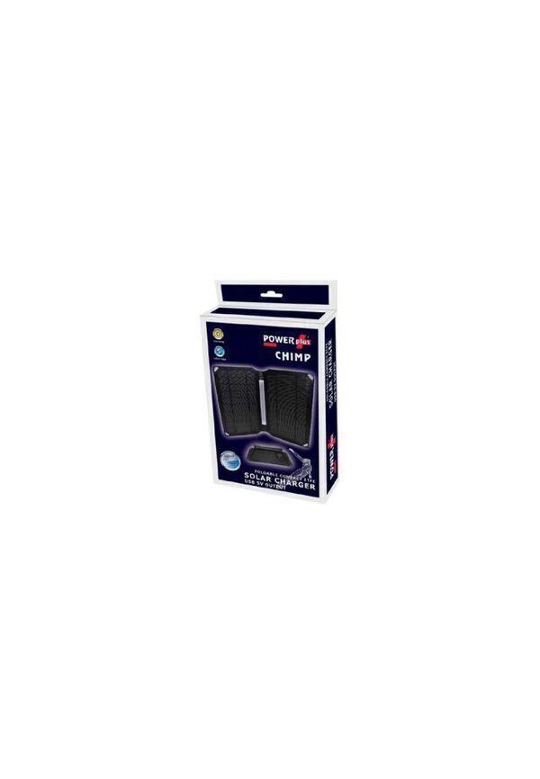 Eqwergy - CHIMP / PANNEAU SOLAIRE 10W - CHARGEUR USB 5V