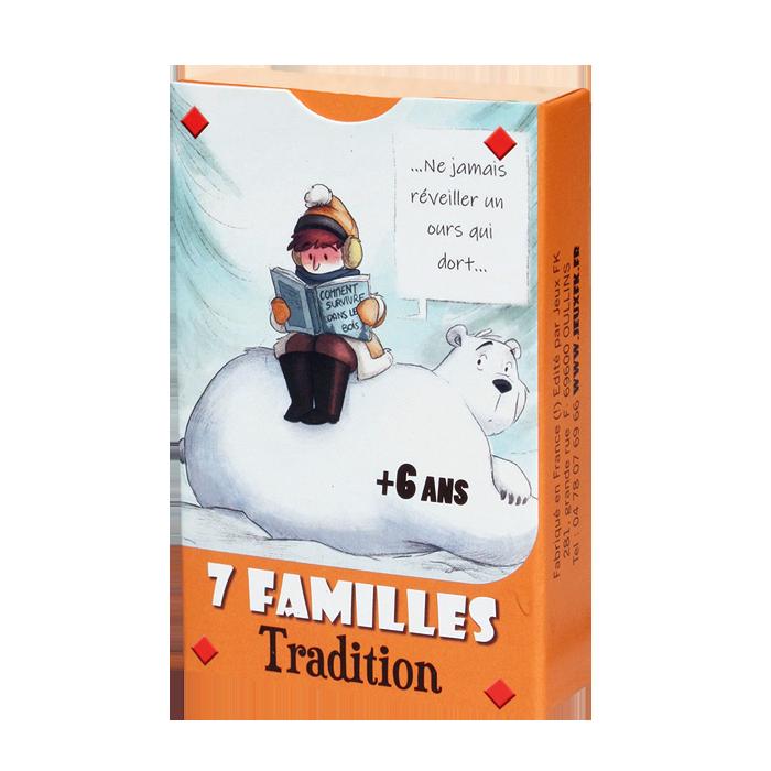 Jeux FK - 7 Familles Tradition