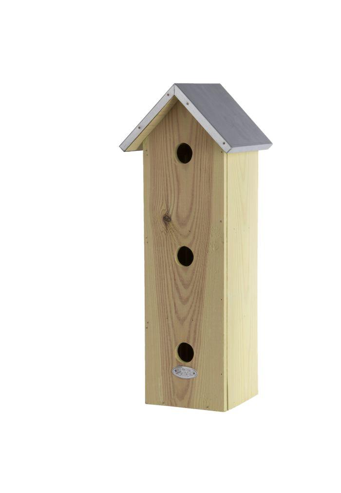eeschert design - Nichoir à moineaux vertical