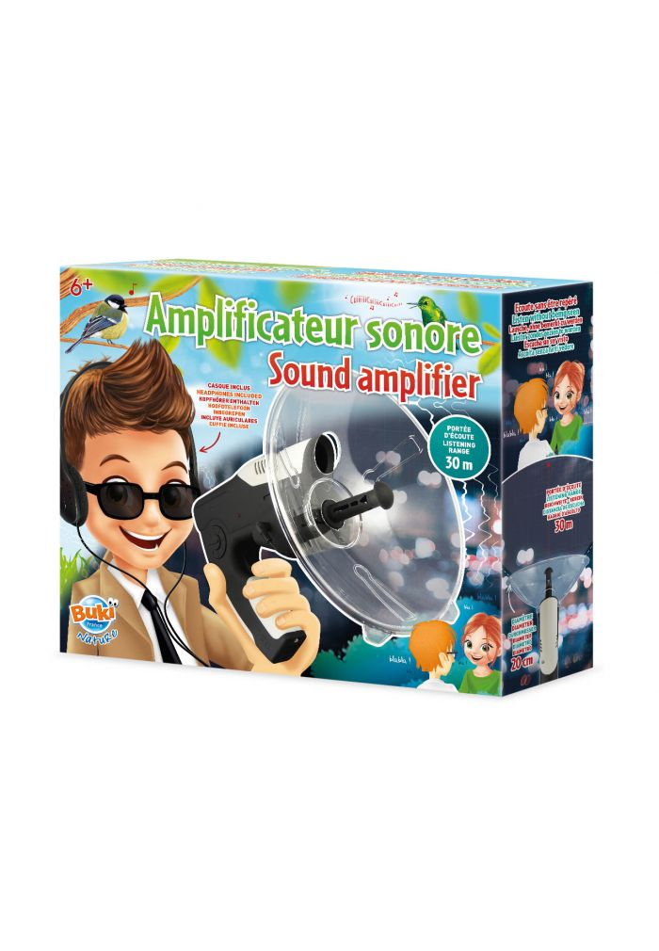 Buki - Amplificateur sonore