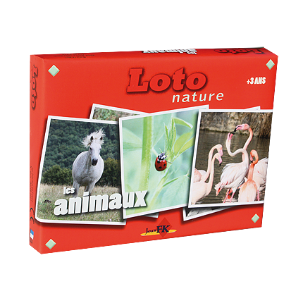 Jeux FK - Loto Animaux
