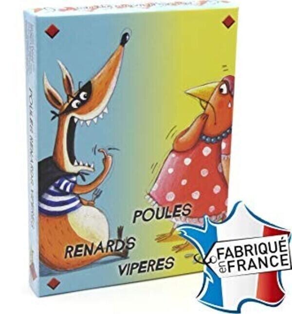 Jeux FK - Poules, Renards, Vipères