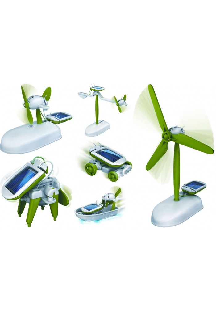 Eqwergy - KIT JOUETS SOLAIRES