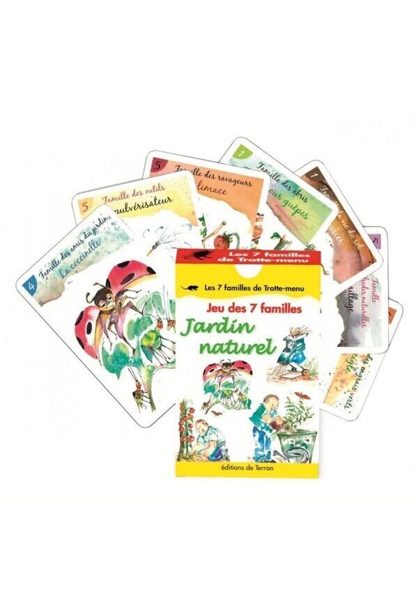 Arplay - 7 familles jardin naturel