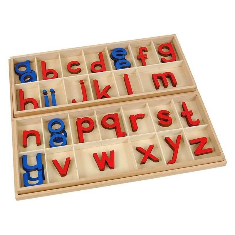 MontessoriSamuserAutrement - Grand alphabet mobile