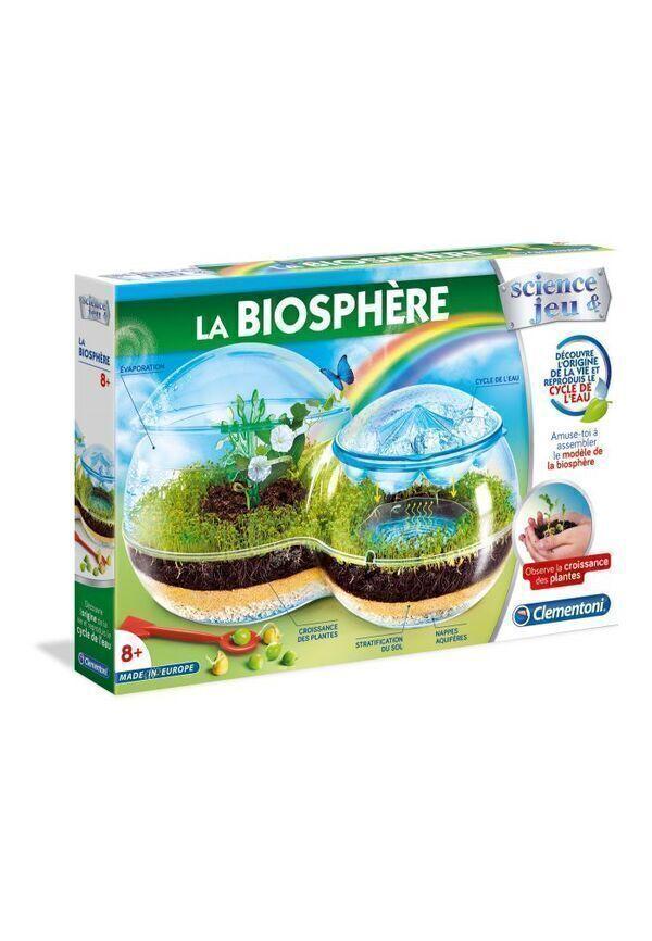 clementoni - La biosphère