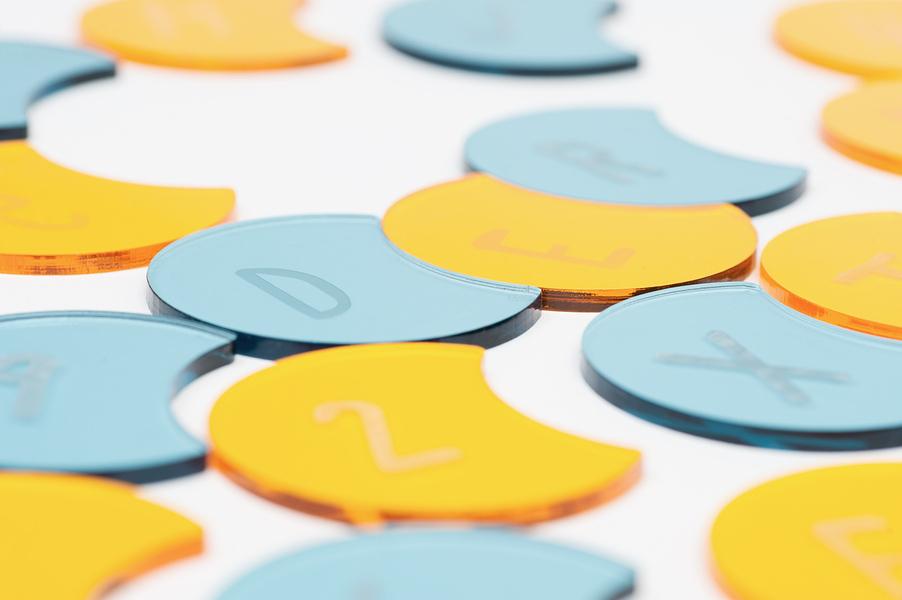 edu2 - Kit d'apprentissage Lettres&Nombres