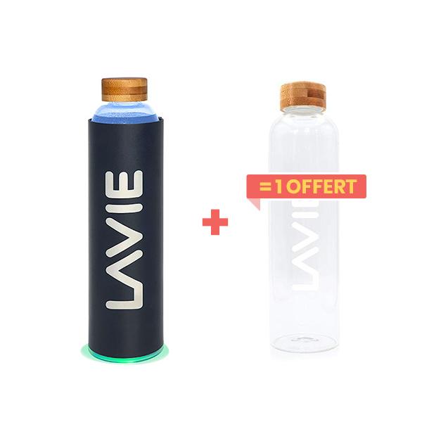 LaVie - Pack Purificateur d'eau LaVie Pure 1L + 1 bouteille offerte