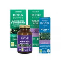 Biopur - Pack Digestif Foie surchargé