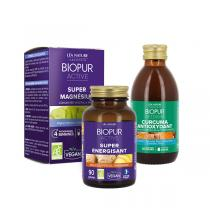 Biopur - Pack Vitalité générale anti-fatigue