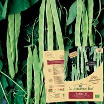 La Semence Bio - HARICOT vert plat grimpant Vitalis Bio