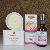 Ceiba Shop - Coffret massage bio et naturel
