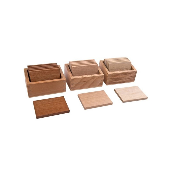 MontessoriSamuserAutrement - Tablettes baryques haut de gamme