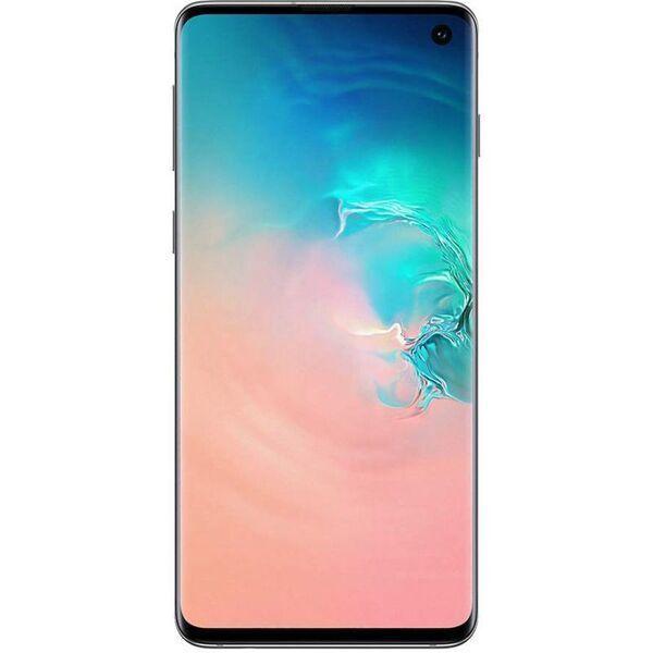 Samsung - Galaxy S10 128Go Blanc - Comme neuf