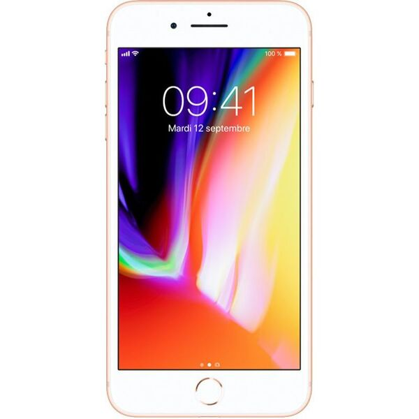 Apple - iPhone 8 Plus 64Go Or - Comme neuf