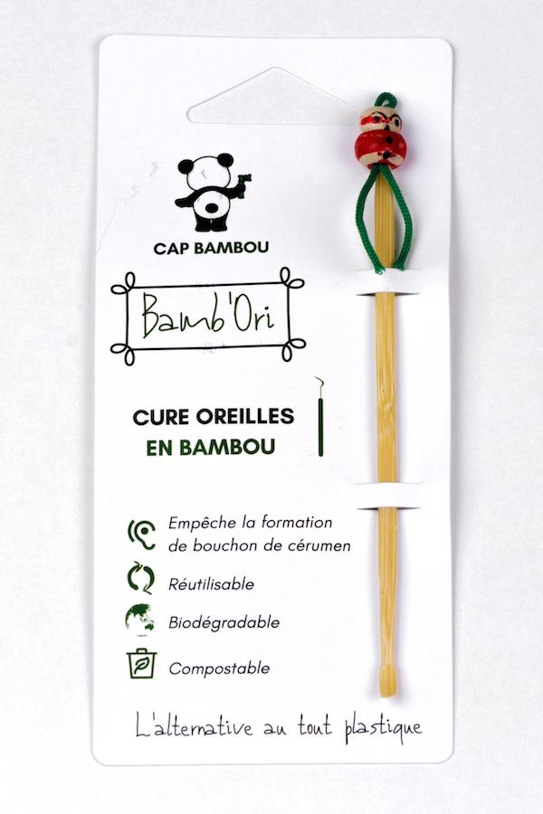 "CAP Bambou - CURE OREILLES ""BAMB'ORI"