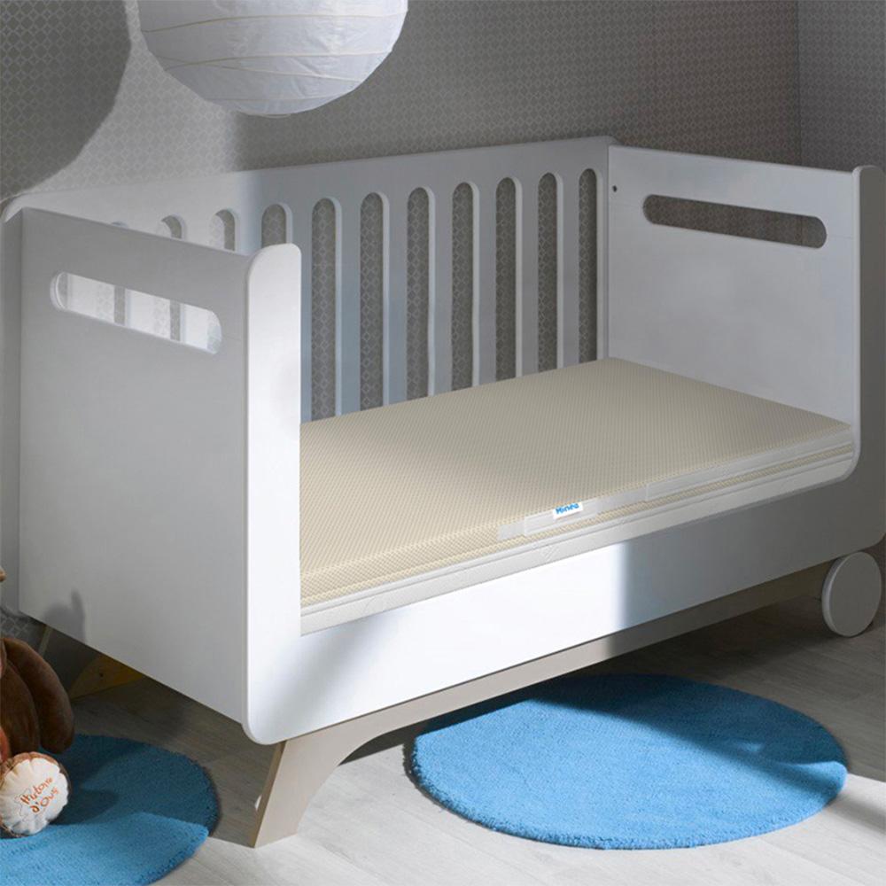 Minea - Matelas Baby Minea en mousse   60x120 cm