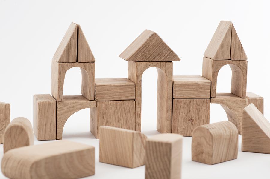 edu2 - Blocs en bois PILIS