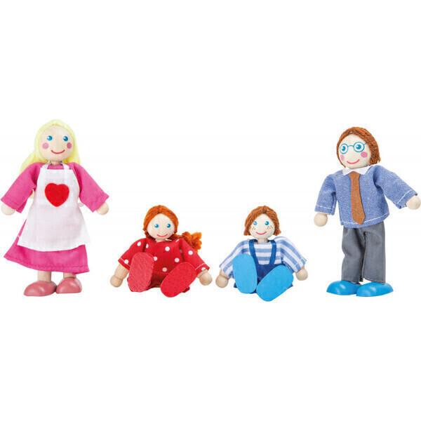 Small Foot - Des poupées souples pour sa maison