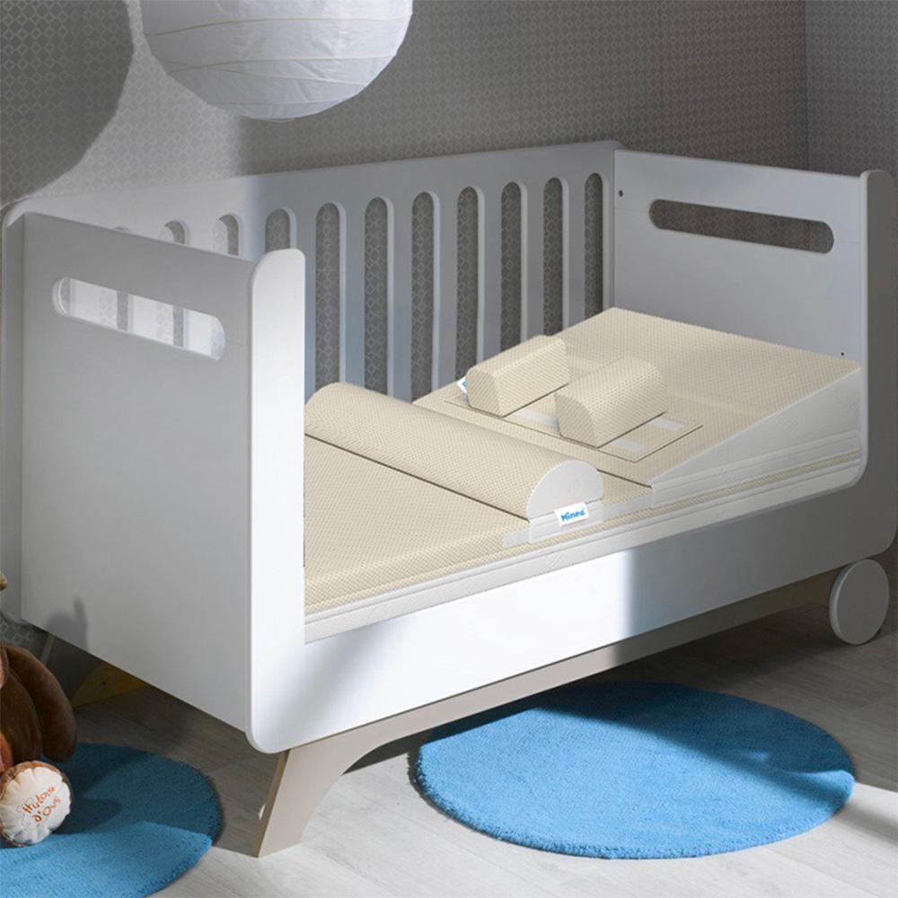 Minea - Matelas Baby Minea - Kit complet | 60x120 cm