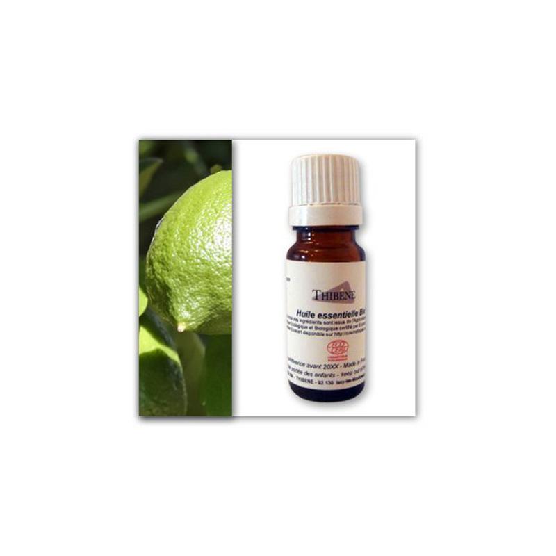 Thibêne - Huile Essentielle de Citron vert Bio 10ml
