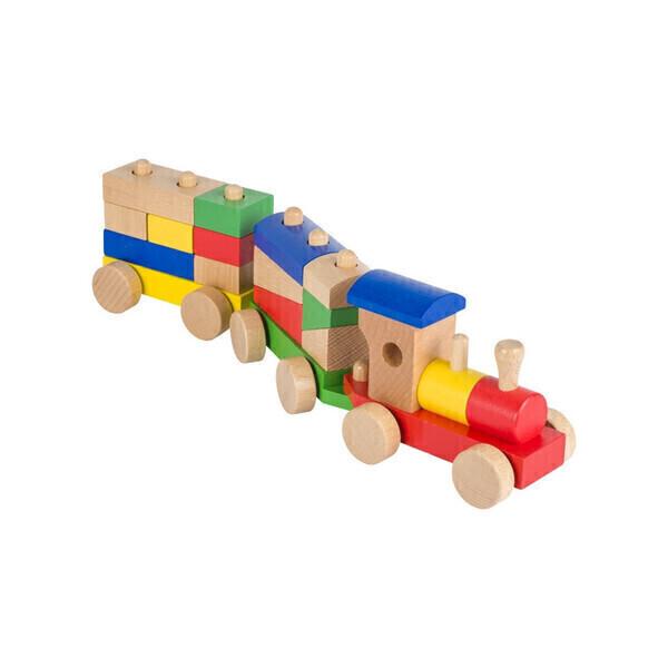 Goki - Le train de construction