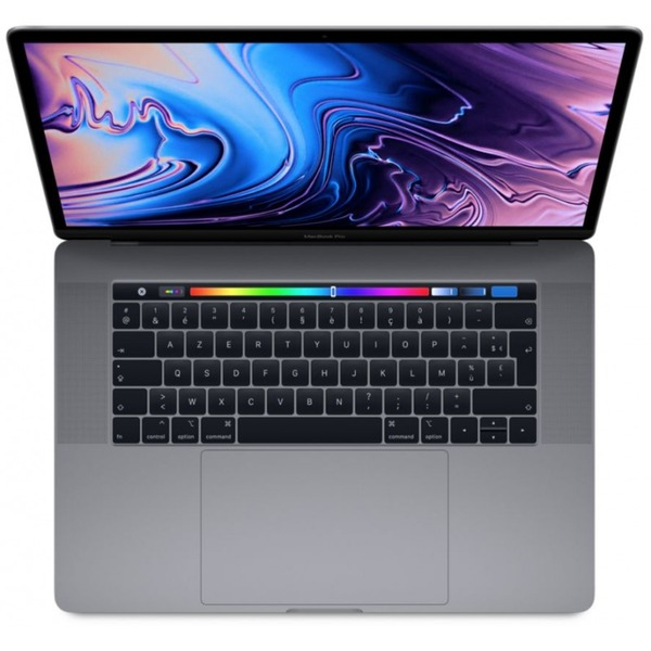 """Apple - MacBook Pro 15"""" Touch Bar 2016 Gris - Comme neuf"""