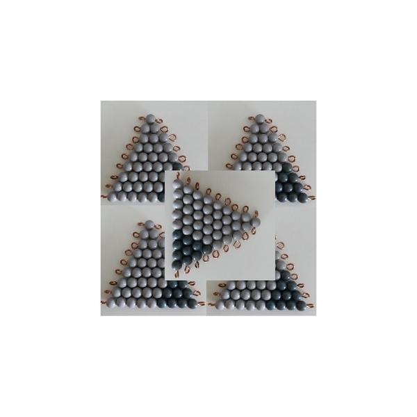 MontessoriSamuserAutrement - 5 escaliers des perles grises